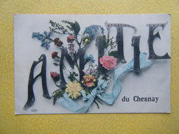 LE CHESNAY. Amitié Du Chesnay. - Le Chesnay