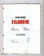 """PLANCHE DE 12 DIAPOSITIVES """"DECEMBRE  1972 (Paix Au Vietnam?Pompidou Au Togo,OMAN,Trois Visages De La France...... - Diapositives"""