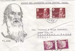 D+ Berlin 1978 Mi 570 Friedrich Ludwig Jahn (UNIKAT / ÙNICO / PIÉCE UNIQUE / JEDINEČNÝ) - [5] Berlijn