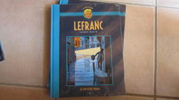 LEFRANC DOS TOILE LA COLLECTION T3 LE MYSTERE BORG   MARTIN  CHAILLET - Lefranc