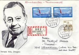 D+ Berlin 1979 Mi 595 Donald Wills Douglas (UNIKAT / ÙNICO / PIÉCE UNIQUE / JEDINEČNÝ) - [5] Berlijn