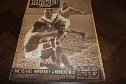 MIROIR SPRINT 1947 28 Octobre: 16 Pages, Rugby à XIII Angleterre-France, Tour De Lombardie, Boxe: Weidin, Foot:Ben Barek - Books, Magazines, Comics