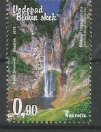 BH 2019-03 WATERFALL, BOSNA AND HERZEGOVINA, 1 X 1v, MNH - Bosnien-Herzegowina