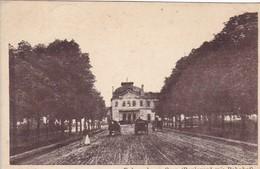 AK Ploesti - Bulevardu Cu Gara - Boulevard Mit Bahnhof - Feldpost Res. Jäger Batl. 7 - 1917 (41596) - Rumänien