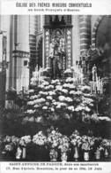 Eglise Des Frères Mineurs Conventuels - Saint Antoine De Padoue Dans Son Sanctuaire (rue D'Artois) - Bruxelles-ville