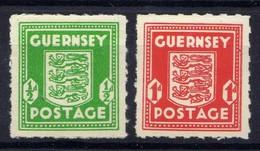 Guernsey 1941/44 Mi 1-2 * [020619XXVII] - Occupation 1938-45