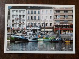 L21/463 CHERBOURG . LE QUAI DE CALIGNY - Cherbourg