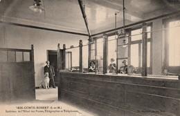 Brie - Comte -Robert - Intérieur De L'Hôtel De Postes Et Téléphones - Brie Comte Robert