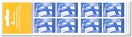 Finland 2002, Postfris MNH, Flag - Libretti