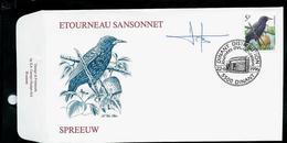 FDC Du N° 2638  Etourneau Sansonnet  /  Spreeuw  Obl. Dinant   22/06/1996 - 1985-.. Oiseaux (Buzin)