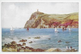Bradda Head, Port Erin, I.O.M. - Art Colour 260 - Isle Of Man