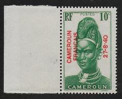CAMEROUN 1940 YT 212** - Neufs