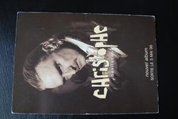 A449 - Christophe Bevilacqua - Nouvel Album Sortie Le 3 Mai 96 - Ungelaufen/unused - Werbepostkarten