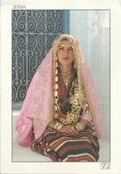 Cartolina Dalla Tunisia (JERBA) - Per Ponzone 1989 (vedi Foto) - Tunisia