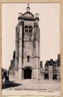 X39172 Peu Commun Edition De La Ménagère DOLE Jura Cathédrale Vue De Face 1910s PARFAIT-MINT - Dole