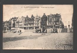 Blankenberge / Blankenberghe - Villas Sur La Digue - 1920 - Tax - Blankenberge
