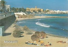 Cartolina Dalla Tunisia (Monastir) - Per Ponzone 1999 (vedi Foto) - Tunisia