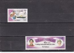 Tuvalu Nº 172 Al 173 - Tuvalu