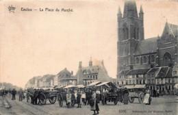 Belgique - Eeklo - Eecloo - La Place Du Marché - Eeklo