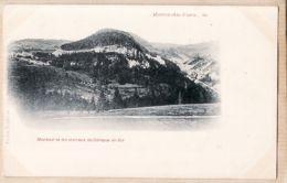 X39234 Rare Edition FRELIN-PETITJEAN - MOREZ-DU-JURA MORBIER Et Les TRAVAUX Du Chemin De Fer Viaducs Voies Férrées1890s - Morez