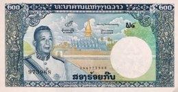Laos 200 Kip, P-13b (1963) - UNC - Laos