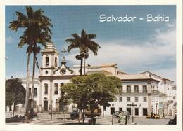 Cartolina Dal Brasile (Salvador Bahia) - Per Bologna 2001 (vedi Foto) - Salvador De Bahia