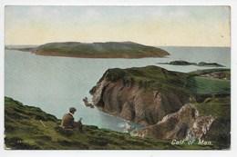 Calf Of Man  - Valentine Souvenir Series 59934 - Isle Of Man