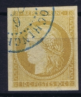 Colonies Francaises  Yv 11 Cachet A Date Cochinchine Belles Marges - Ceres