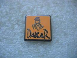 Pin's DAKAR - Badges