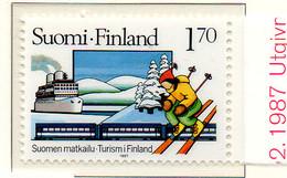 PIA - FINLANDIA  - 1987 : Turismo In Finlandia - (Yv 974-75) - Vacanze & Turismo