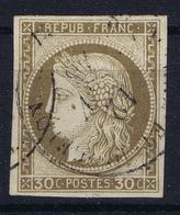 Colonies Francaises  Yv 20 Belles Marges Cachet A Date  Reunion (?) - Ceres