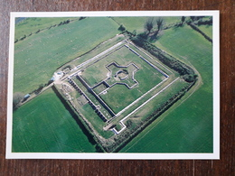 L21/467 Sanxay. Site Thermal Gallo-romain De Sanxay , Le Temple - France