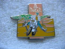 Pin's DAKAR Motos - Badges
