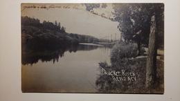 US - Reno - Nevada - Truckee River - Real Photo - Reno