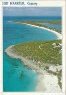 Cartolina Dalle ANTILLE (Sint Maarten, Cupecoy) - Per Bologna (vedi Foto) - Saint-Martin