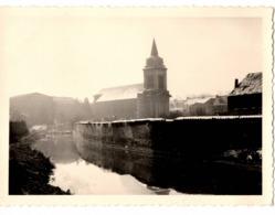 église Du Béguinage C.1954 - Aalst Alost - Photo C.7 X 10cm Belgique  Kerk Begijnhof  Foto - Lieux