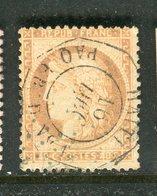 Rare N° 38 Cachet Maritime D'Escale à Haïti PAQ. FR. D. N° 1 - 1870 Siege Of Paris