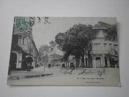 Saïgon, Rue Catinat (A8p72) - Vietnam