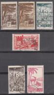 Maroc 227 + 227 (variante De Couleur)+ 229 à 231 + 231 B - Used Stamps