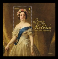 Jersey 2019 Mih. 2315 (Bl.189) Queen Victoria MNH ** - Jersey