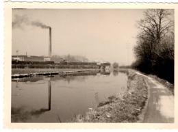 Usine Train C.1954 - Aalst Alost ? - Photo C.7 X 10cm Belgique   Foto - Lieux