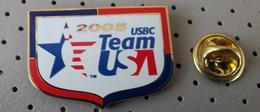 USA Bowling Federation 2005  Pin  USBC - Bowling