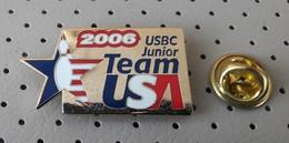 USA Bowling Federation 2006 Pin  USBC - Bowling