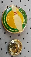 Malaysian Bowling Congress Pin - Bowling