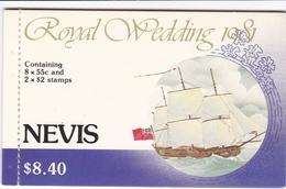 Nevis Nº C71 Y 72 - St.Kitts Y Nevis ( 1983-...)
