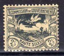 Oberschlesien, 1920, Mi 13 * [020619XXVII] - Germany