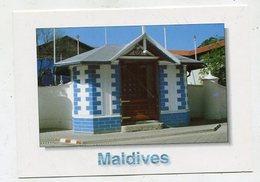 MALDIVES - AK 351044 Malé - The Mausoleum Of Abul Barakaat - Maldives