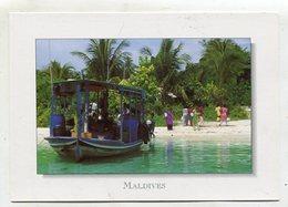 MALDIVES - AK 351053 Island Of Dhangethi - Maldives