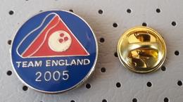 England Bowling Federation 2005  Pin - Bowling