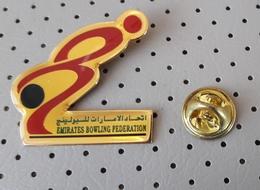 United Arab Emirates Bowling Federation   Pin - Bowling